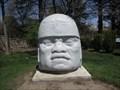 Image for Olmec Head Replica - Salt Lake City, Utah