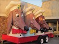 "Image for Doggie Diner Heads - ""Dogma"" - Teasure Island, San Francisco, California"