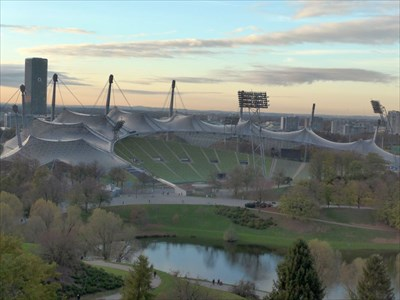 Olympic Stadium Munich (Germany)