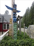 Image for Sportsman's Hall Totem Pole  - Pollock Pines, CA