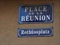 Image for Place de la Réunion (Mulhouse) - Alsace / France