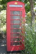 Image for Napa St Red Phone Box - Sonoma, CA