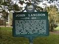 Image for John Langdon