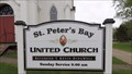 Image for St. Peter's Bay United Church - St. Peter's Bay, PEI