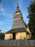 Image for # 1273 - Wooden Churches of the Slovak part of the Carpathian Mountain Area - St. Michael tserkwa, Ladomirová, SK