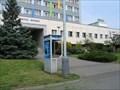 Image for Payphone / Verejny telefonni automat O2, Hotel Sport, Kralupy nad Vltavou, CZ