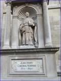 Image for John Henry Cardinal Newman - Brompton Road, London, UK