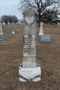Image for Laura E. Burch - Eastman Cemetery - Eastman, OK