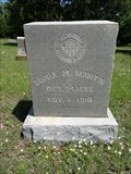 Image for Sopha M. Martin - Hudson Cemetery - Kennedale, TX