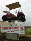 Image for Elevated Golf Cart- Chandler, IN