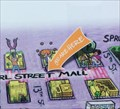 Image for Pearl Street Mall Map (13th St.) - Boulder, CO