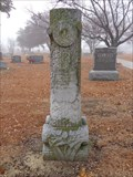 Image for Charlie M. Pinkerton - Thurmond-Fairview Cemetery - New Fairview, TX