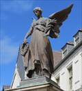 Image for Winged Peace - Crown Square, Denbigh, Wales.