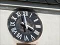 Image for Town Clock - Dolní Loucky, Czech Republic