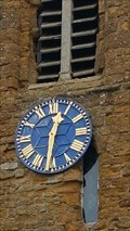 Image for Church Clock - St Denys - Eaton, Leicestershire