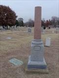 Image for Hoskins - I.O.O.F. Cemetery - Denton, TX