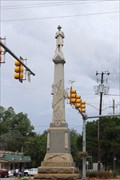 Image for Confederate Memorial -- Eufala AL