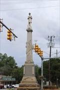Image for Confederate Memorial -- Eufala AL