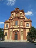 Image for St. Peter Church - Würzburg, Bayern, Germany