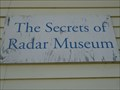 Image for Secrets of Radar Museum - London, Ontario