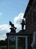 Image for Angler & fish, Minsterworth, Gloucestershire, England