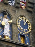 Image for Castle Clock Stops after 140 Years - Cardiff, Wales.
