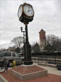 Image for Downtown Clock  -  Western Springs, IL