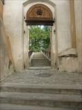 Image for Castle Stairs, Cesky Krumlov, Czech Republic