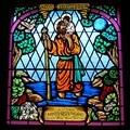 Image for St. Columba Roman Catholic Church Windows - Campbell's Cove, PEI