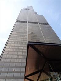 Willis Tower - Chicago, Illinois, USA.