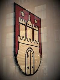 Beste Beamten wählen Online-Shop Hamburg-Wappen im LEGO-Store Spitalerstraße - reloaded ...