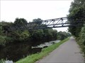 Image for Pipe Bridge Over The River Don Navigation - Tinsley, UK