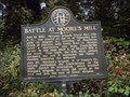 Image for Battle at Moore's Mill - GHM 060-65 – Fulton Co., GA.