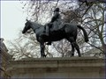 Image for Marshal Foch Statue - Buckingham Palace Road, London, UK
