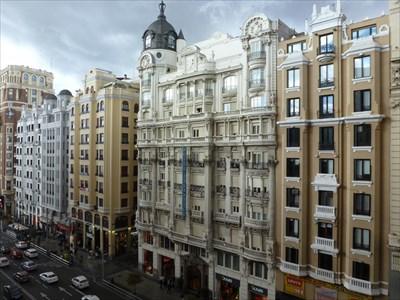 Gran V A Madrid Spain Art Deco Art Nouveau On