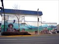 Image for Cowboy Mural - Red Deer, AB, Canada