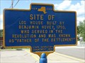 Image for Site of log house - Oxford, NY