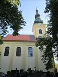 Image for Kostel Nanebevzetí Panny Marie - Troubsko, Czech Republic