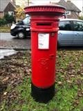 Image for Victorian Pillar Box - Earls Avenue - Folkestone - Kent -UK