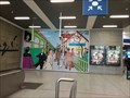 Image for Tintin à la gare de Bruxelles Midi