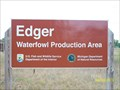 Image for Edger Waterfowl Production Area