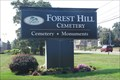 Image for Forest Hill Cemetery - Canton, Ohio USA