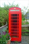 Image for Red Phone box in Wallenfels