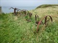 Image for Old Agricultural Equipment - Portpatrick, Scotland, UK
