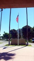 Image for Veterans Memorial Flagpole - Desert Memorial Park - Cathedral City, CA