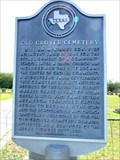 Image for Old Grover Cemetery