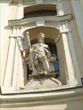 Image for Sv. Leopold na kostele sv. Leopolda - Brno, CZ