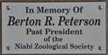 Image for Berton R. Peterson ~ Coal Valley, Illinois