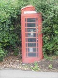 Image for Red Phone Box, Tibberton, Worcestershire, England