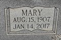 Image for 109 - Mary Erbin - Saint Mary's Ukrainian Cemetery, Harrah, OK